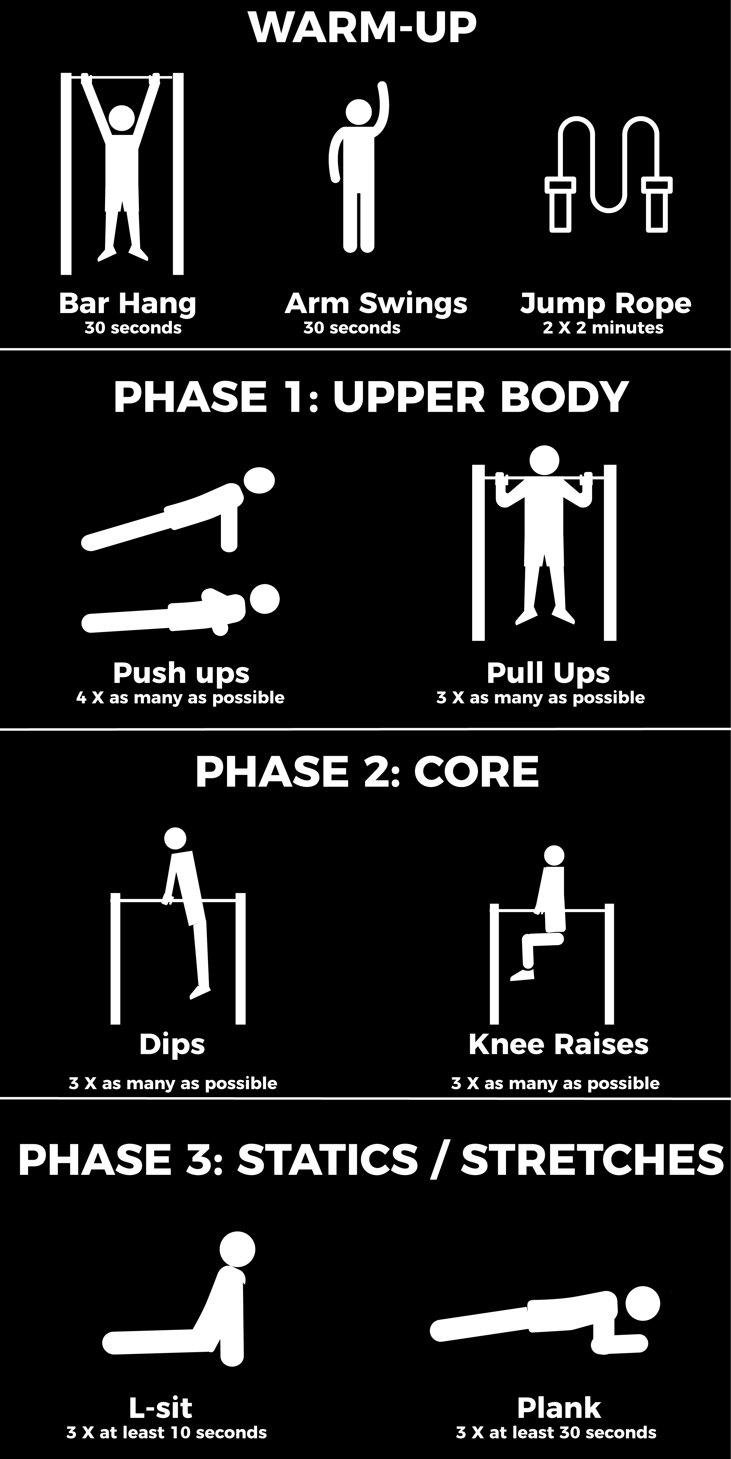 Beginner Calisthenics Workout- An easy 30 minute routine to get you